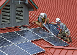 Solar Installers- Everybody Solar Charity